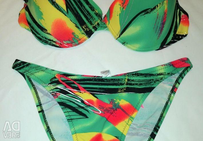 New swimwear.