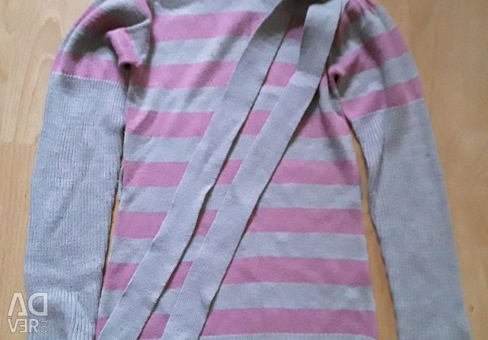 Sweater 140cm iota! With belt