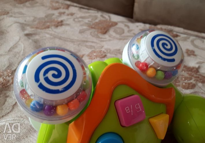 Developing a musical toy. URGENTLY
