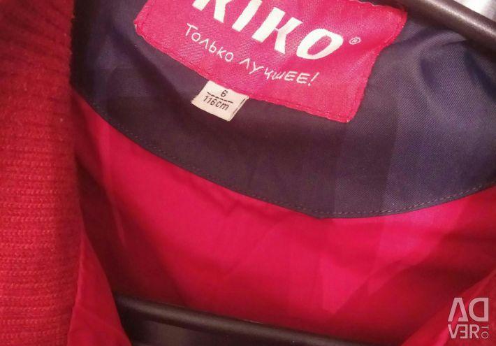 Jacket Kiko p. 116-122