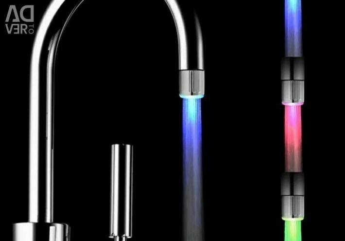 Akıllı su aydınlatması