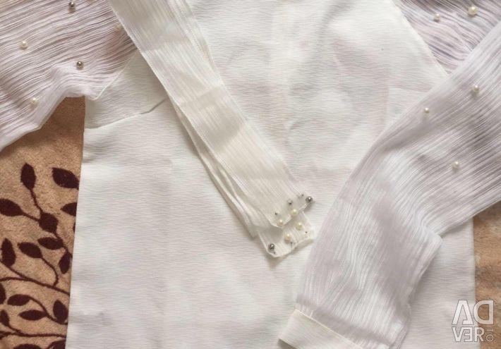 Blouse white NEW