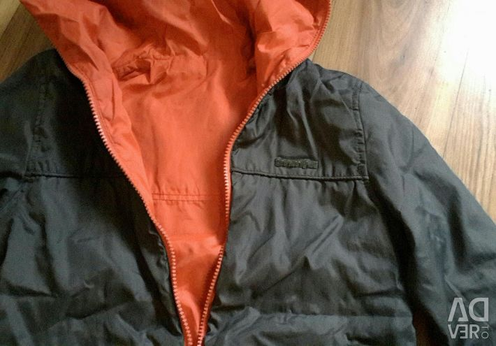Jacket of the river. 32