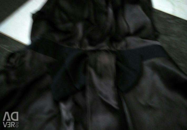 Dress silk Italy