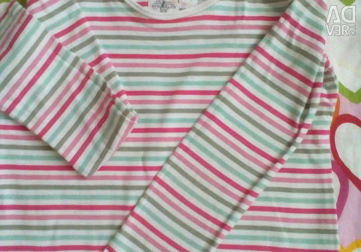 T-shirts με μακρύ μανίκι, firm NEXT για 4-5 χρόνια.