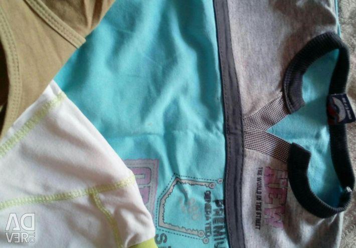 Sweatshirts and T-shirt