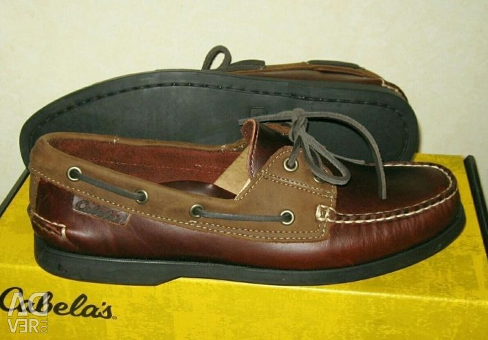 Moccasins topsiders Cabelas, Dominican Republic