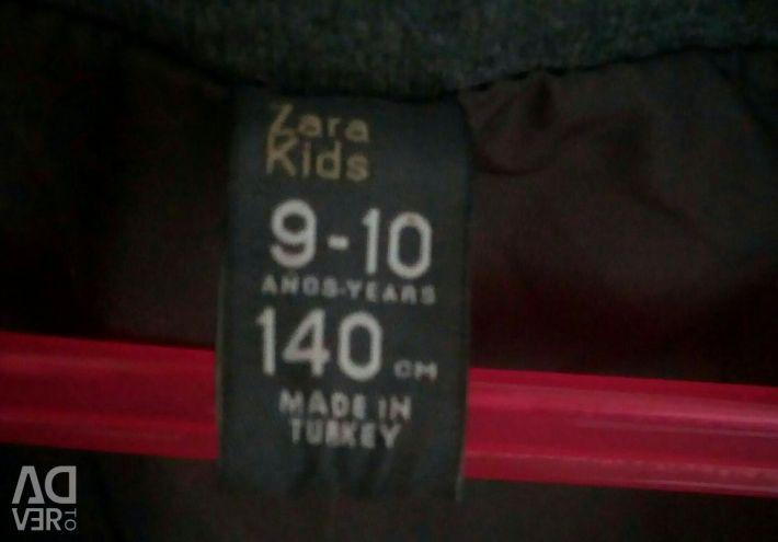 Ύψος σακάκι Zara 140