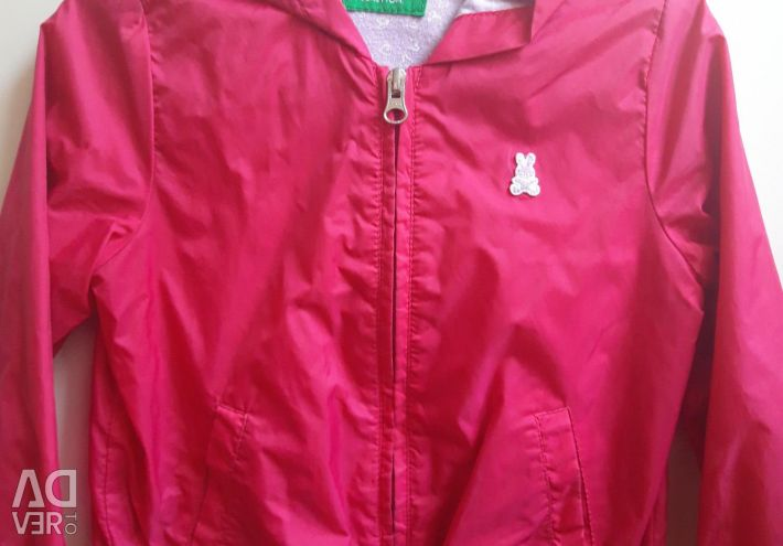 Windbreaker Benetton
