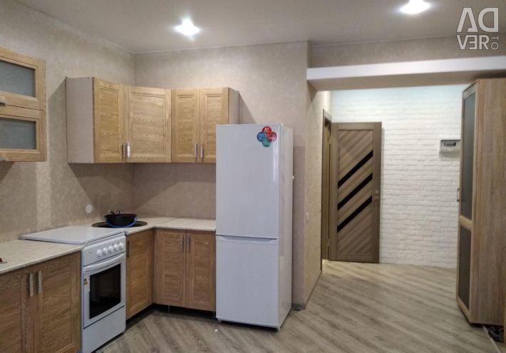 Apartment, 1 room, 3.7 m²