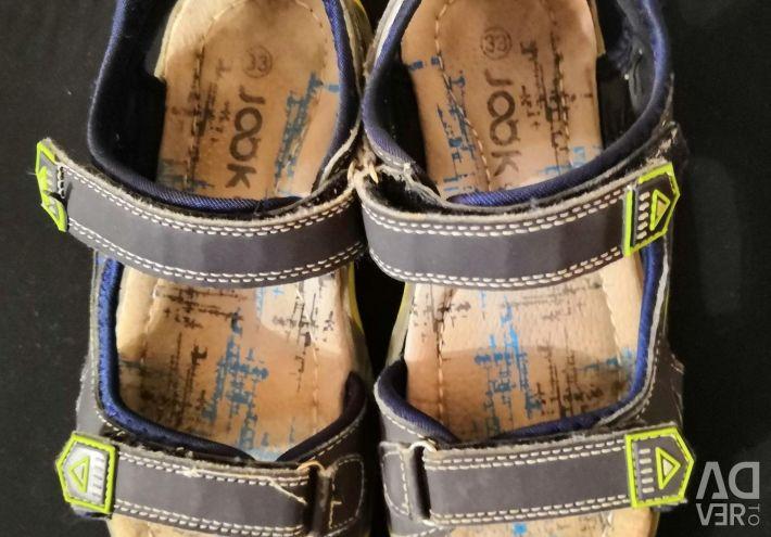 Sandals p. 33