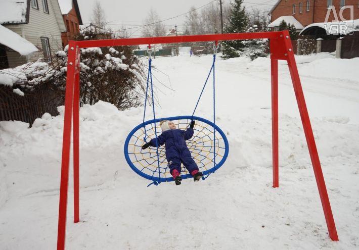 Swing for summer residence