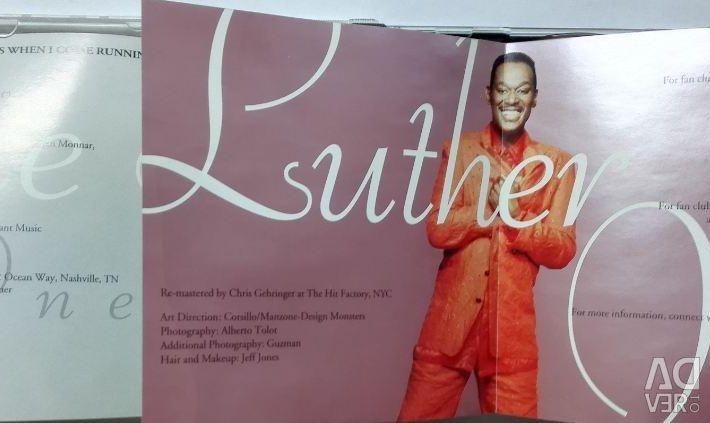 Luther Vandross Bir Gece Sizinle En İyi 1997