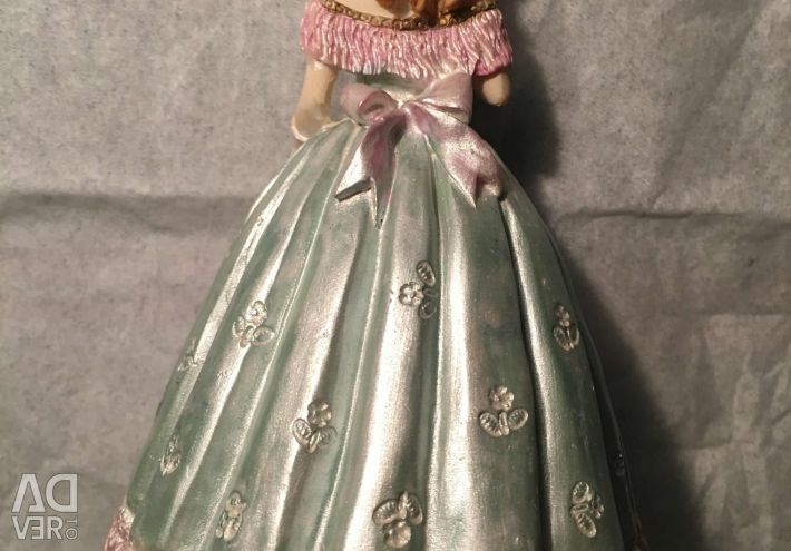 Mini Ceramic Figurine