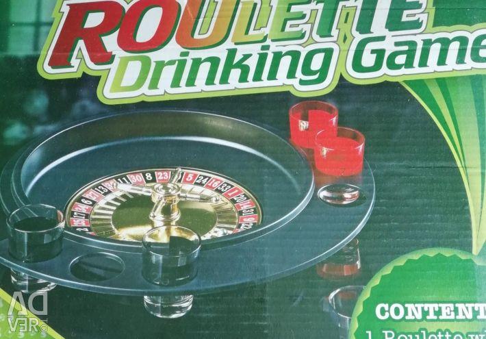 Ρουλέτα παιχνιδιών 6 στάκ