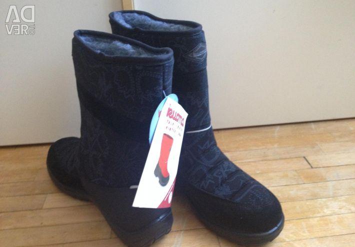 New winter boots Kuoma Lumikki