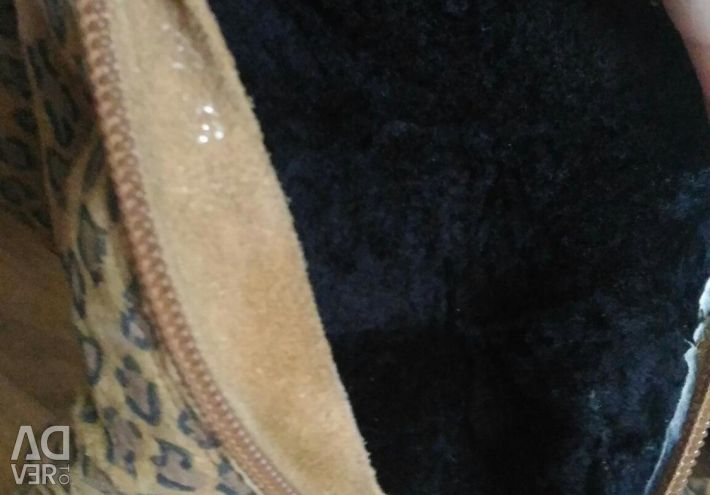 👍 Boots (cizme) PRET REDUCED