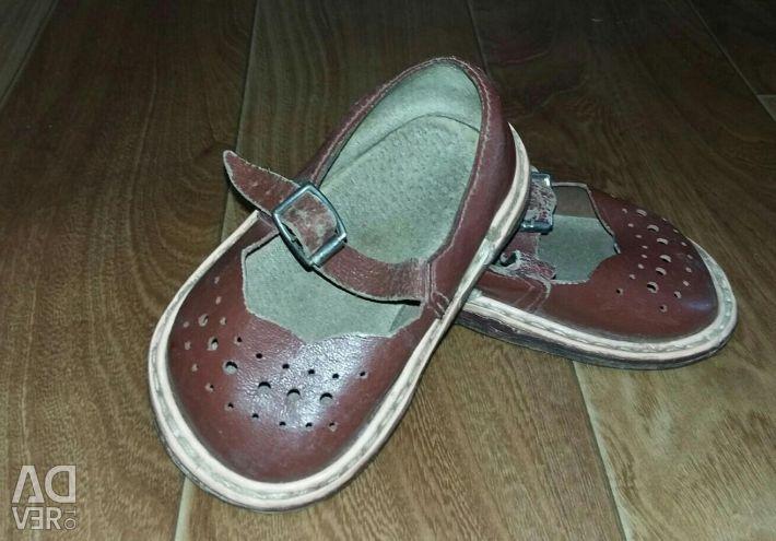 İlk adımlar için ilk sandaletim