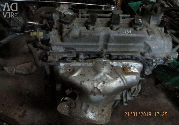 Motor Nissan Tiida, laptop 1.6 HR16DE