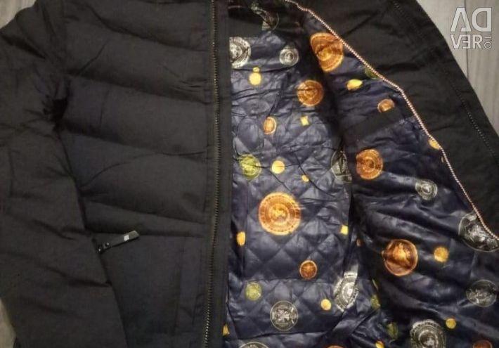 Parka, winter long jacket