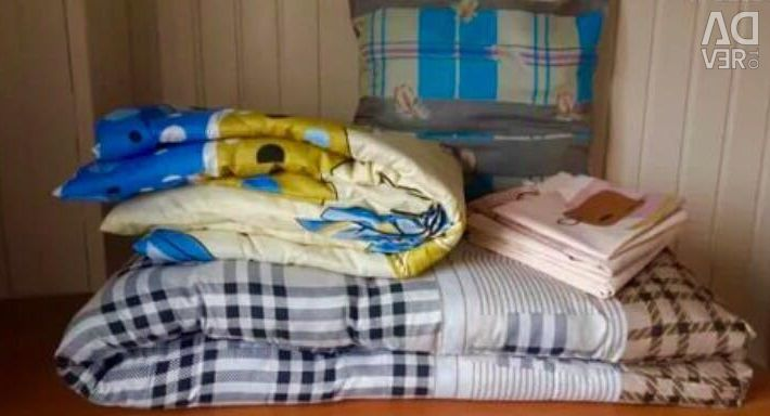 Sleeping set for workers and builders Standar