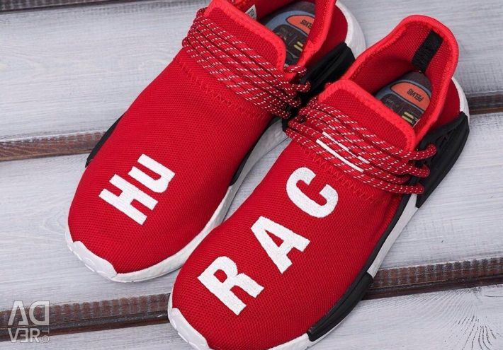 Adidas NMD x Pharrell (sizes 40-45)