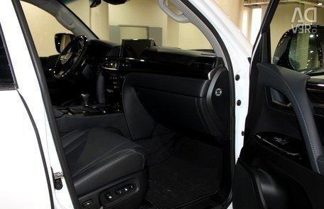Lexus LX, 2018
