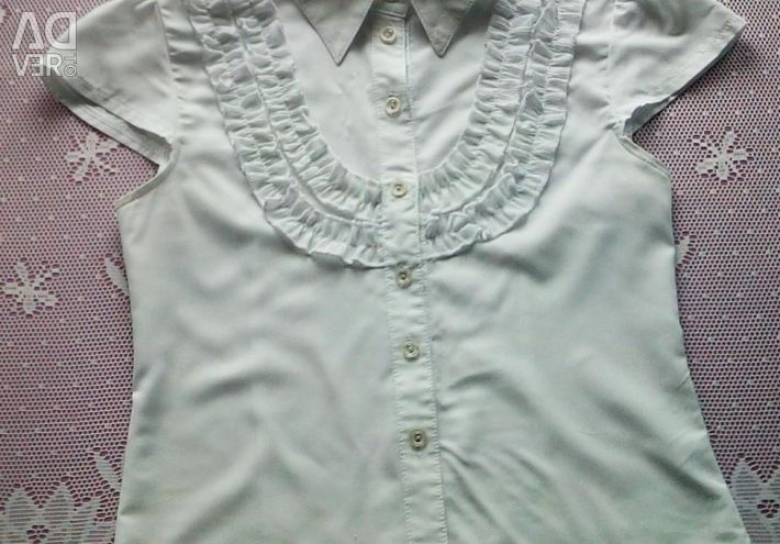 2 блузки для школи 140-152