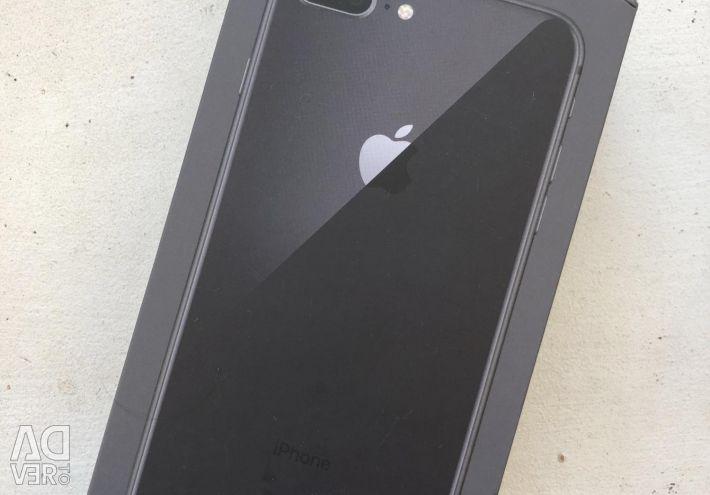 IPhone 8 Plus 256 black