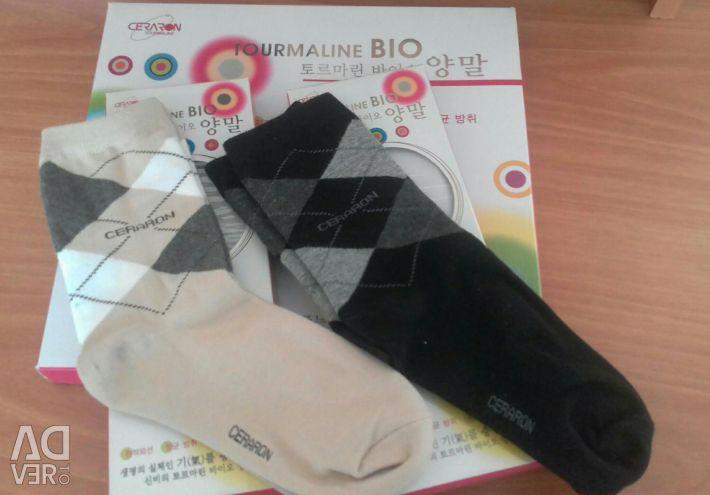 Κάλτσες τουρμαλίνης