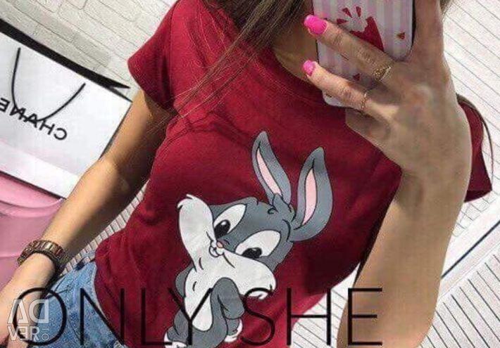 T-shirts 42-44r