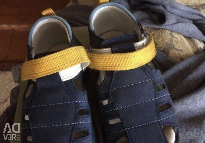 Çocuklar için spor ayakkabısı