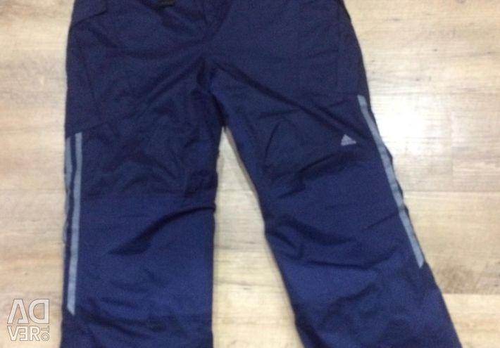 Pantaloni pentru adidas de iarnă