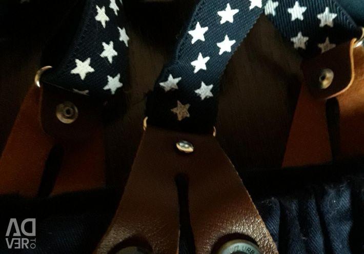 Τζιν με Suspenders