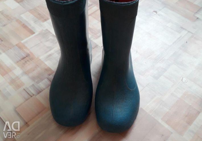 Rubber boots (retro)