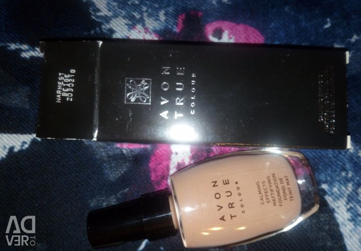 Matting foundation Calm shine