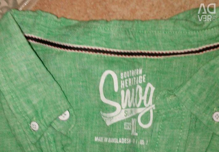 New Linen Shirts