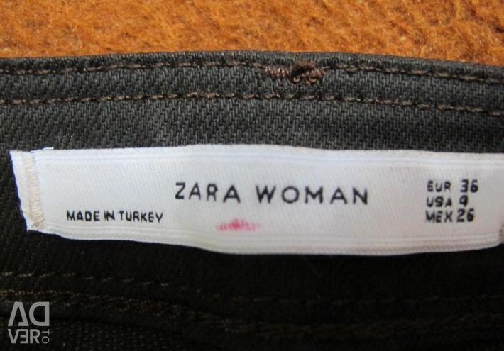 Zara γυναίκες τζιν