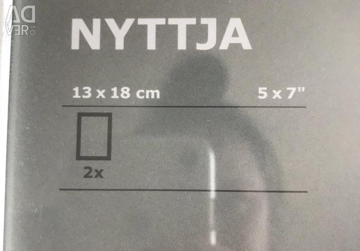 New photo frames for IKEA photo 13x18