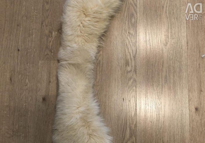 Αρκουδάκι κολάρο αλεπού