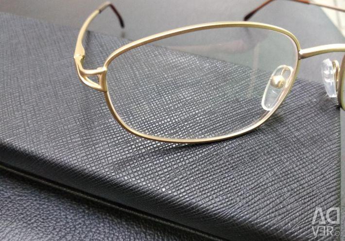 Spectacle for men's glasses Linea dOro