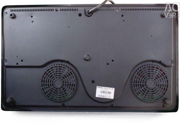 Induction range Ginzzu HCI-243
