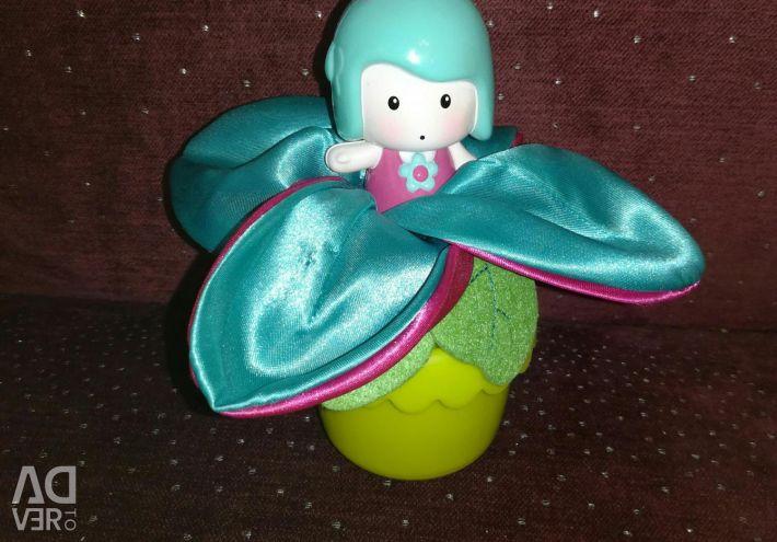 Flower Doll Toy