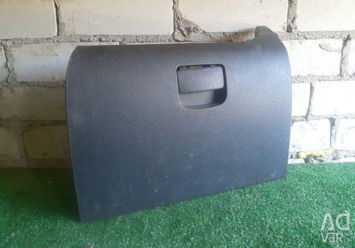 Glove box cover Datsun on-DO 2195 VAZ-11186 2014-
