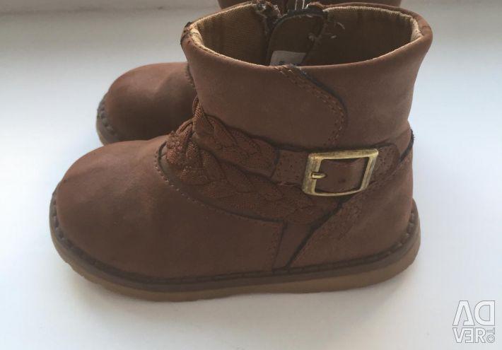 Μπότες Φθινόπωρο-Άνοιξη Mothercare