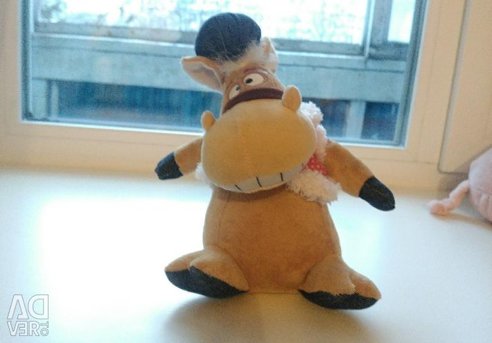 Interactive, singing toy. ,, Horse ,,