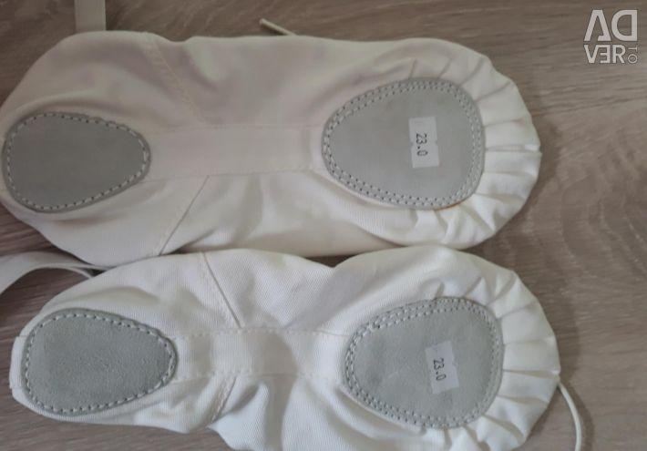 Αθλητικά παπούτσια μπαλέτου