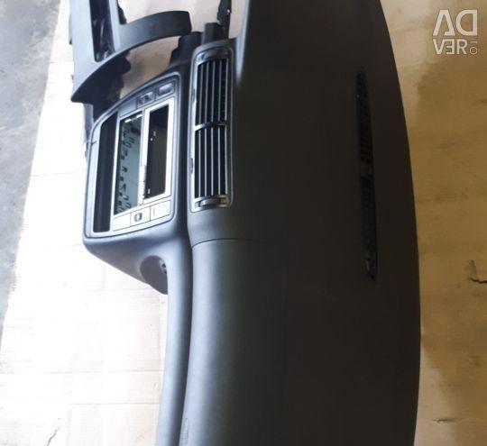 Front panel for VW Passat (B5) 1996-2000