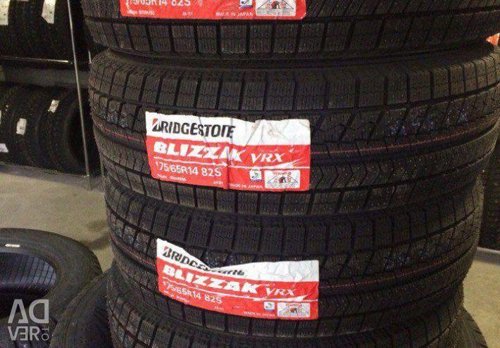 Anvelope de iarnă R17 215 55 Bridgestone