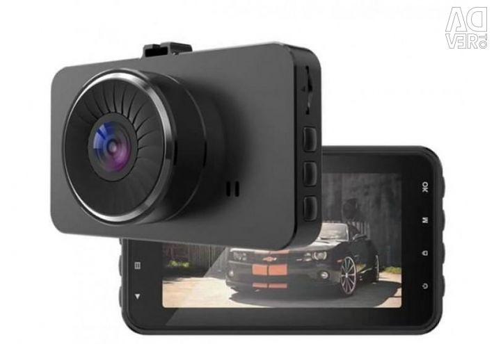 Автомобильный видеорегистратор Eplutus DVR-930